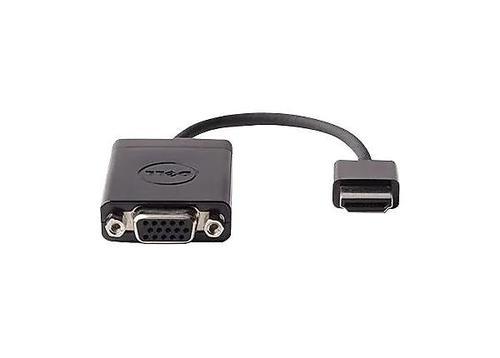 Dell HDMI to VGA Adapter Connector 1 HDMI Male Connector 2 HD 15 VGA Female