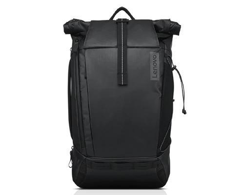 Lenovo 15.6 Inch Commuter Backpack Case Black 30x 15x 56cm