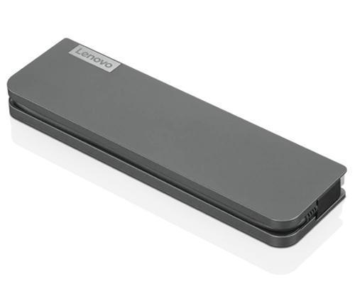 Lenovo USB C Wired Mini Dock USB C VGA HDMI for IdeaPad S54013 IdeaPad Slim 7 14ITL05 9 14 ThinkPad X1 Nano Gen 1