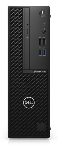 Dell OptiPlex 3080 10th gen Intel Core i3 10100 8GB DDR4 SDRAM 256GB SSD Windows 10 Pro SFF PC Black