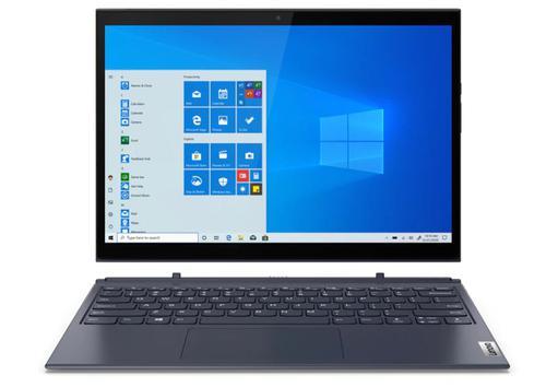Lenovo Yoga Duet 7 Hybrid 2in1 13 Inch 2160 x 1350 pixels Touchscreen Notebook 10th gen Intel Core i7 10510U 16GB 512GB SSD Windows 10 Pro Grey
