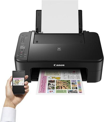 Canon Pixma TS3450 Inkjet Printer Black 4463C008AA by Canon, CO16569