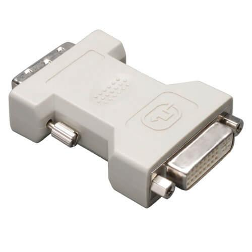 Tripp Lite DVI I to DVI D Dual Link Video Cable Adapter F M