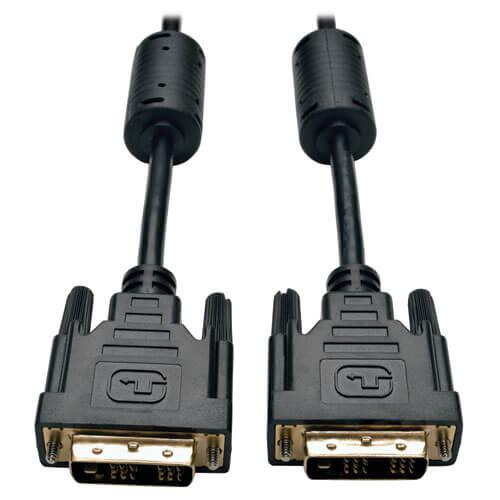 Tripp Lite DVI Single Link Cable Digital TMDS Monitor Cable DVI D 3ft