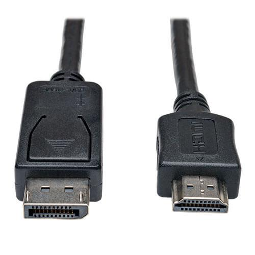 Tripp Lite DisplayPort to HDMI Cable Adapter 10ft