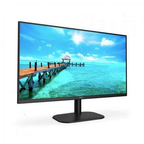 AOC Basic Line 27B2AM 27 Inch 1920 x 1080 Full HD 1080p 75Hz VA Widescreen MM HDMI VGA LED Monitor Black