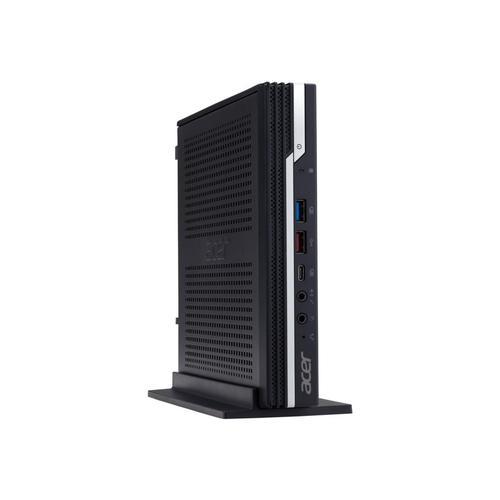 Acer Veriton N 4660G Mini Tower 8th gen Intel Core i3 8100T 8GB DDR4SDRAM 128GB SSD Windows 10 Pro Mini PC Black