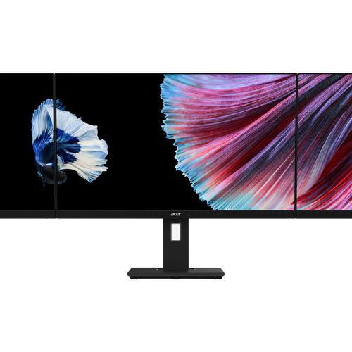 Acer B7 B277bmiprzx 27 Inch 1920 x 1080 Full HD 1080p 4ms 75Hz IPS HDMI VGA DP MM HA LED Monitor