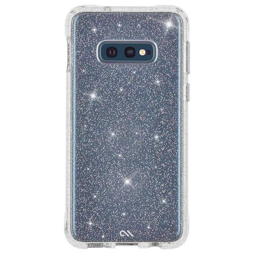 Case Mate Sheer Crystal Clear Samsung Galaxy S10e Phone Case Dust Resistant Scratch Resistant Drop Proof