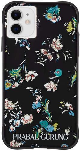 Case Mate Tough Black Prabal Gurung Flowers iPhone 11 Pro Max Phone Case Drop Proof Scratch Resistant Dust Resistant