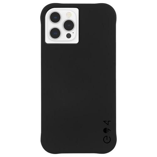 Case Mate ECO94 Eco Black iPhone 12 iPhone 12 Pro Phone Case Micropel Antimicrobial Protection Drop Proof Dust Resistant Scratch Resistant
