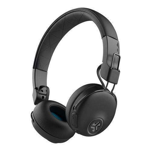 JLab Audio Studio ANC Headphones Headband Bluetooth 5.0 Connectivity Studio Comfort Active Noise Cancellation