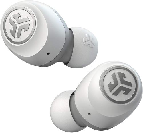 JLab Audio GO Air True Wireless Headset In Ear Bluetooth 20 Plus Hours Play Time Long Battery Life Dual Connect Custom