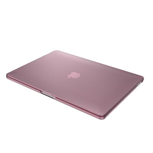 Speck Smartshell Macbook Pro 16 Inch 2020 Crystal Pink Notebook Case Polycarbonate Cover