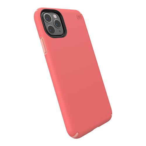 Speck Presidio Pro iPhone 11 Pro Max Pink TPU Phone Case IMPACTIUM Shock Barrier Raised Edges Bump Resistant Dust Resistant Scratch Resistant