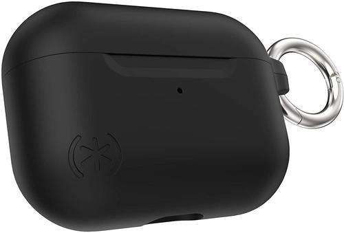 Speck Presidio Pro Apple Airpods Pro Black Case Antimicrobial Protection Two Piece Construction
