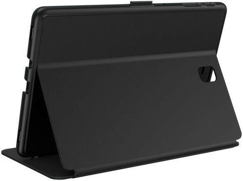 Speck Balance Folio Samsung Galaxy Tab S4 10.5 Inch 2018 TPU Black Tablet Case Bump Resistant Scratch Resistant