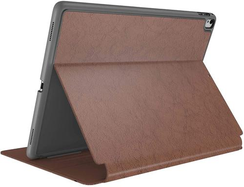 Speck Balance Folio Leather Case iPad Air Air 2 9.7 Inch 2017 2018 iPad Pro Walnut Brown Tablet Case