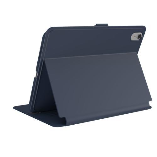 Speck Balance Folio Apple iPad Pro 11 Inch 2018 Eclipse Blue Tablet Case Bump Resistant Scratch Resistant