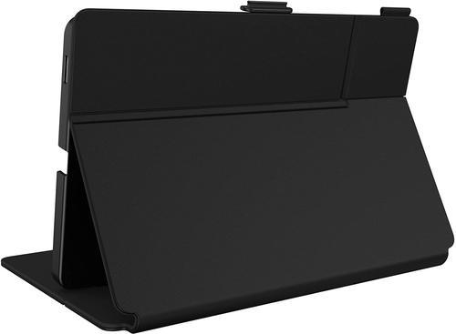 Speck Balance Folio Samsung Galaxy Tab S6 Lite 2020 Black Tablet Case Bump Resistant Shock Resistant