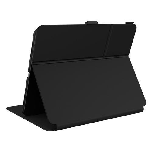 Speck Balance Folio Apple iPad Pro 12.9 Inch 2018 2020 Black Tablet Case Bump Resistant Scratch Resistant