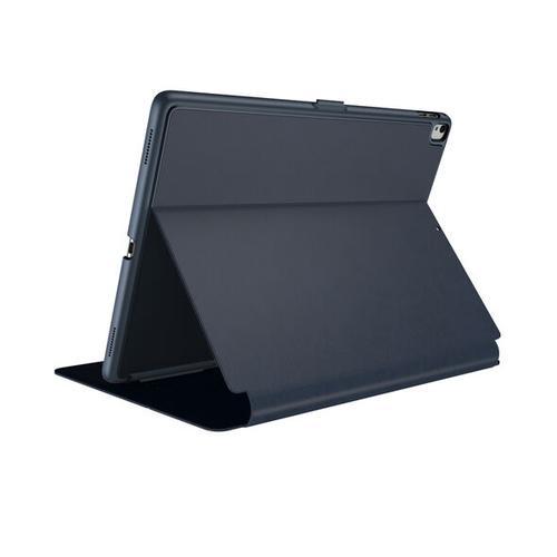 Speck Balance Folio Apple iPad Air 2019 iPad Pro 10.5 Inch 2017 Tablet Case Eclipse Blue Bump Resistant Scratch Resistant
