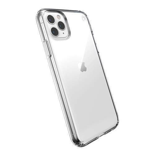 Speck Presidio Stay Clear iPhone 11 Pro Phone Case Dust Resistant Oil Resistant Scratch Resistant UV Resistant