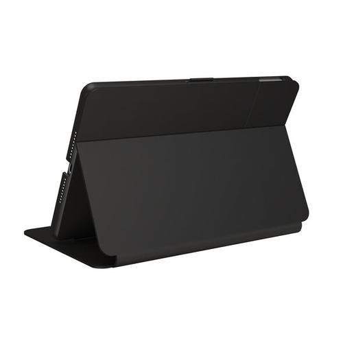 Speck Balance Folio iPad 2019 iPad 2020 Black Tablet Case Scratch Resistant Magnetic Closure Flip Case