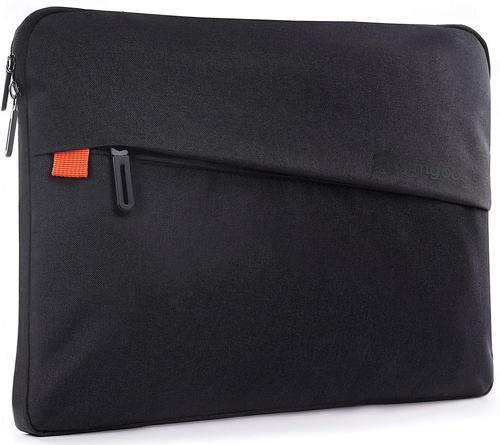 STM Gamechange 13 Inch Apple Macbook Pro Notebook Briefcase Black 360 Degree Padding Front Zip Pocket Adjustable Removable Shoulder Strap