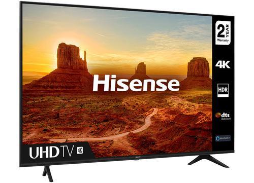 Hisense A7100F 43A7100FTUK TV 109.2 cm 43 Inch 4K Ultra HD Smart TV Wi-Fi Black