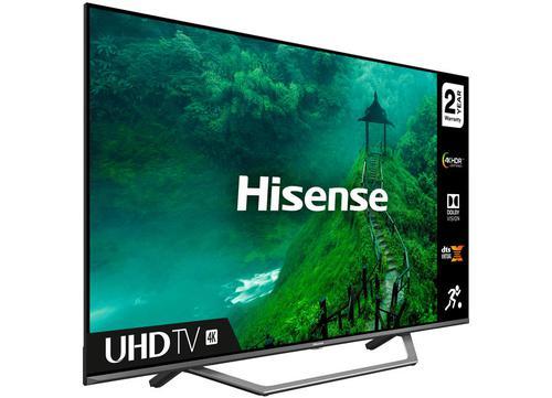 Hisense AE7400F 55AE7400FTUK TV 139.7 cm 55 Inch 4K Ultra HD Smart TV Wi-Fi Grey