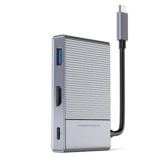Hyper GEN2 USB C 6 in 1 Hub