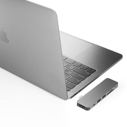 HyperDrive Solo Hub USB C Space Grey