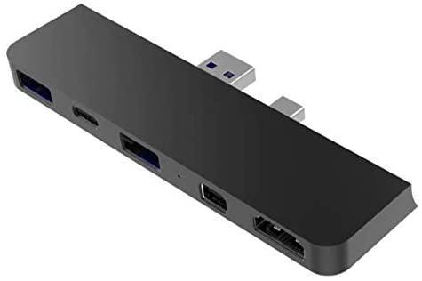 HyperDrive USB C Hub Surface Pro