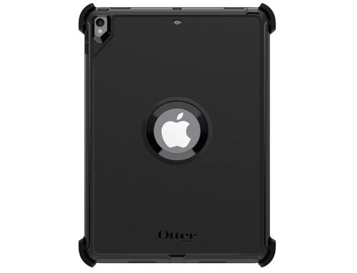 OtterBox Defender Series Rugged Protection for Apple iPad 3rd Gen iPad Pro 10.5 Inch Black 3 Layer Protection Screenless Design Protective Port Covers