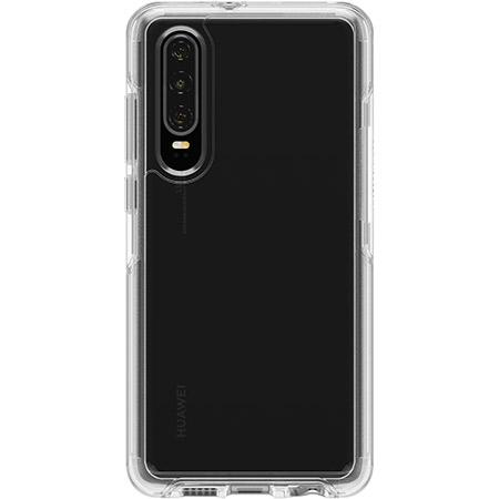 OtterBox Symmetry Series Clear Cartier Phone Case for Huawei P30 Clear Scratch Resistant Drop Proof Slim Design Raised Beveled Edge Screen Bumper