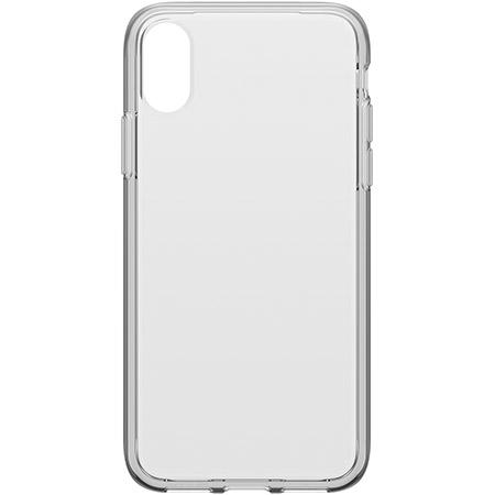 OtterBox Clearly Protected Skin Case for Apple iPhone XS Ultra Thin Skin Lightweight Virtually Invisible Precision Fit One Piece Design