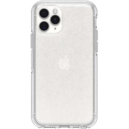 OtterBox Symmetry Series Clear Stardust Glitter Phone Case for Apple iPhone 11 Pro Ultra Slim Profile Precision Design