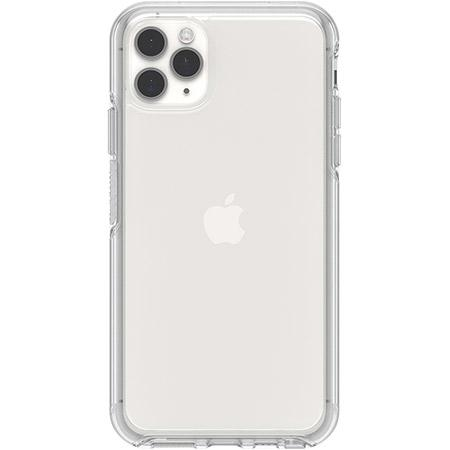 OtterBox Symmetry Series Clear Phone Case for Apple iPhone 11 Pro Max Ultra Slim Profile Precision Design