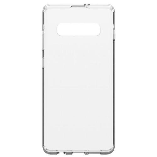 OtterBox Clearly Protected Skin Case for Samsung Galaxy S10 Plus Ultra Thin Skin Lightweight Virtually Invisible Precision Fit