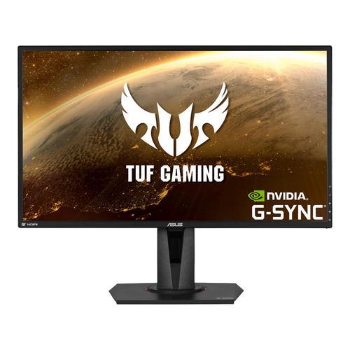 ASUS TUF Gaming VG27AQ 68.6 cm 27 Inch 2560 x 1440 pixels Quad HD LED Black