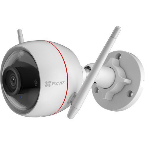 EZVIZ HD Outdoor Smart Security Cam/Siren/Light CS-CV310-A0-1B2WFR CCTV Cameras EZ45005