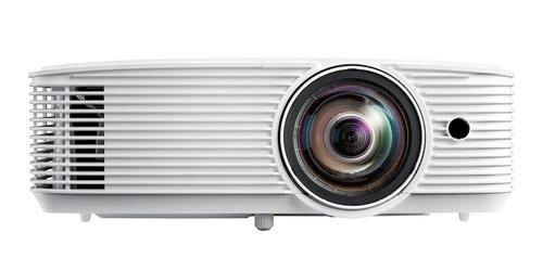 Optoma W309ST DLP 3D WXGA 3800 ANSI Lumens Desktop Projector 1280 x 800 Resolution HDMI VGA USB RS232 White