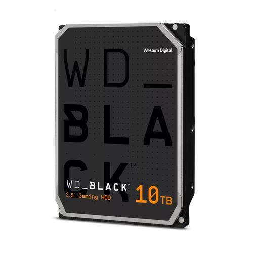 Western Digital WD Black 10TB 3.5 Inch 7200 RPM SATA 256MB Cache Internal Hard Drive