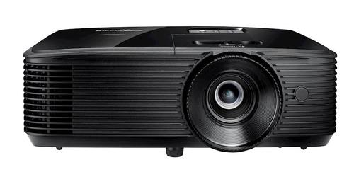Optoma HD146X DLP 3600 ANSI Lumens 3D 1080p Data Projector 1920 x 1080 Resolution HDMI USB A Audio 3.5mm Jack Ceiling or Floor Mounted Projector Black