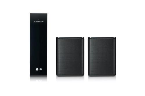 LG SPK8 Speaker 2.0 Channels 140W Rear Speaker Set Surround Sound Expansion Wireless Connection Wall Mountable