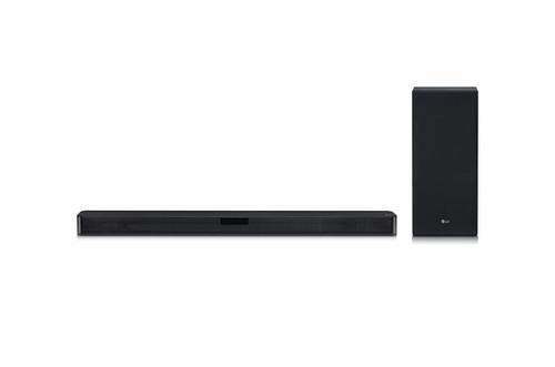 LG SL5Y 400W 2.1 Channels SoundBar with Wireless Subwoofer DTS Technology Dolby Sound 2xHDMI Ports 1xUSB Port Bluetooth Enabled