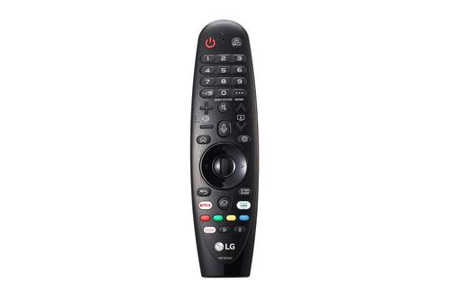 LG MR20GA Magic TV Remote 2020 NETFLIX and Prime Video Hot Keys Intuitive Mouse Like Pointing and Wheel Control Number Key Pad Universal Remote