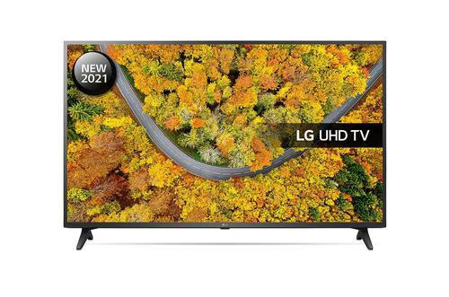 LG 50 Inch 50UP75006LF 4K Ultra HD LED Smart TV webOs Smart Platform Al Sound 2xHDMI Ports 1xUSB.20 Port 2xRF Ports HDCP