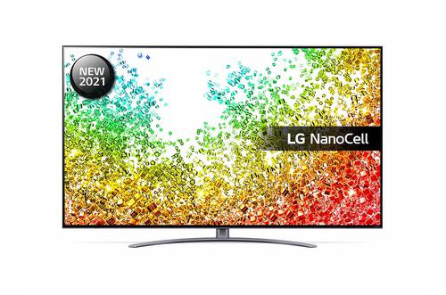 LG 65 Inch 65NANO966PA NanoCell 8K Ultra HD Smart TV WiFi Dolby Vision IQ and Dolby Atmos with 4x HDMI Ports 3xUSB2.0 Ports 2x RF Ports HDCP Port